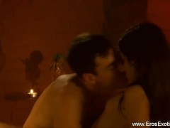 Exciting Couple From Erotic India