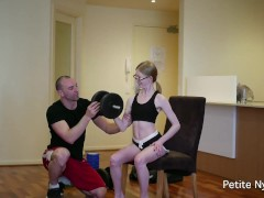 Working Out - Personal Trainer Role Play
