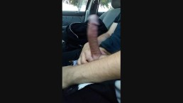 Jerking Off In My Car