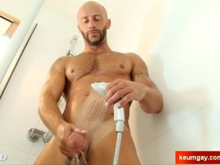 Handsome innocent straight male's cock to taste. Aymar