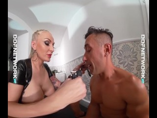 DDFNetwork VR – Watch Kayla Green get Ass Fucked in VR