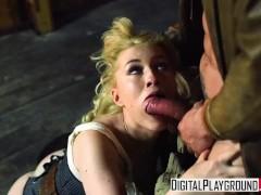 DigitalPlayground - Rawhide Scene 1 Misha Cross and Emilio Ardana