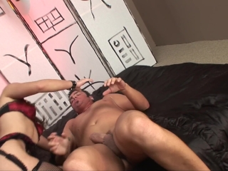 Hot Asian Slut Gets Fucked HARD In Her Pussy