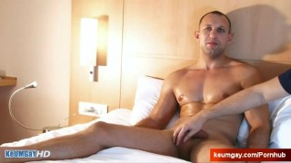 Igor his innocent straight us guy by cock nice serviced cock guy