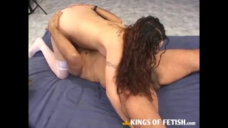 Hot pregnant woman fucked