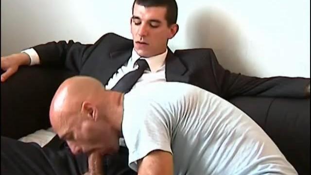 Порно Геи Начальник