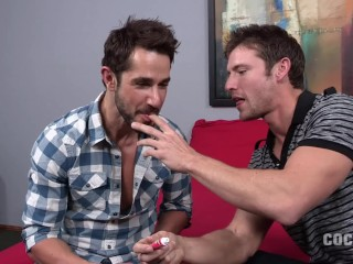 Kevin Crows and Dean Monroe