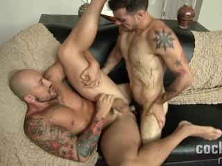 Jordano Santoro and Jake Jammer