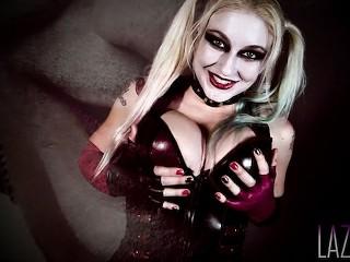 Harley & Joker The Origin Story PART 1 of 2 -Leya Falcon