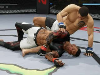 UFC 2: Getting Beat like a bitch