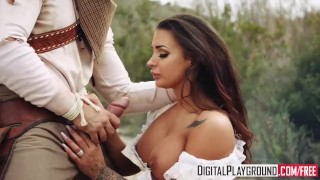 DigitalPlayground - Rawhide Scene 3 Susy Gala and Nick Moreno Culo ass