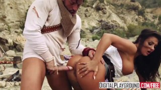 DigitalPlayground - Rawhide Scene 3 Susy Gala and Nick Moreno Korean neat