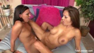 Busty MILF punishes & seduces the cute babysitter