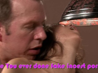 Ask A Porn Star: Have You Done Fake Incest Porn?