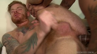 ExtraBigDicks Online Hookup Brings Record Dick Size to his Ass!