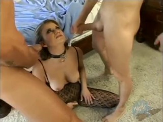 HORNY GIRL ROCKED IN THE BUTT