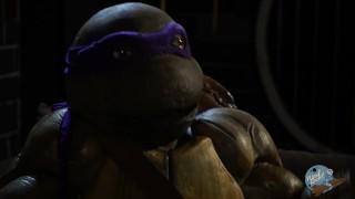 Porn turtles mutant parody ninja teenage woodrocket timnt