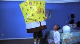 On the Porn Set of SpongeKnob SquareNuts #1