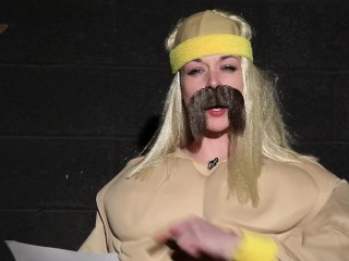 Stoya Does Wrestling Speeches