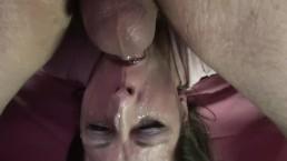 Marie Madison's Face Fuck Endurance Test