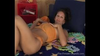 And cumming vintage masturbating teen couch casting femaleorgasm breasts