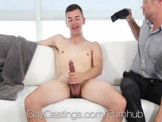 GayCastings Josh Stone fucked by hard dick casting agent