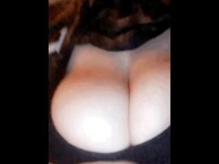 My girlfriend is a teasing horny slut