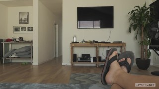 Little Sister Swallows Brothers Cum - JAY'S POV Group step