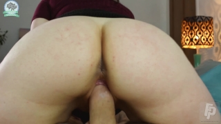 Hot MILF Step Mom Takes Creampie HD
