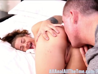 Sexy Teen Evelin Stone is Ready To Get Her Ass Licked!