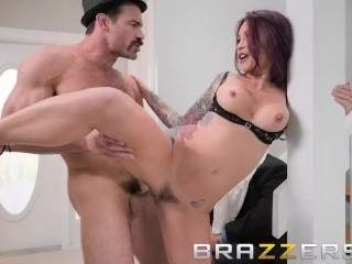 Wife Fucks Her Husband's Boss - Brazzers