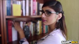 BANGBROS Mia Khalifa is Back and Hotter Than Ever on