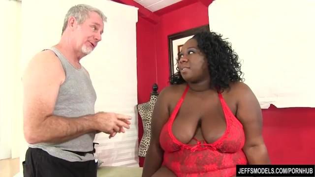 Bbw nurse daphne stone - Big bellied black girl daphne daniels gets a sex massage