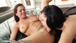 Keisha Grey Cums from Hot Lesbian Assplay!