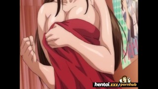 Busty hentaixxx babe her cock loves big brothers step japanese anime