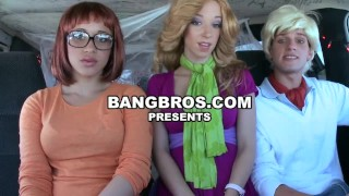 BANGBROS Halloween with Jada Stevens in a Big Ass Haunted Mansion