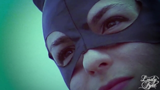 Batman: Unmasked & Fucked by Catwoman & Poison Ivy Lady Fyre Mallory Sierra