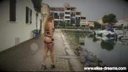 Erotic, Flashing and Masturbation Video