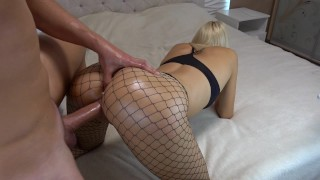 Preview 5 of College GF Teen gets crazy from massive creampie multiple orgasm CarryLight