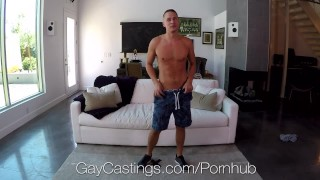 Aston film agent casting springs fucked on gaycastings by blowjob gay