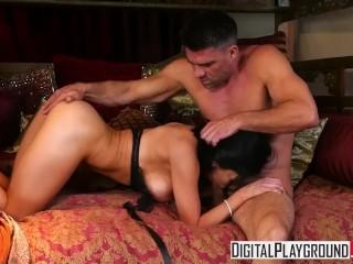 DigitalPlayground - Secret Desires Scène 1 Audrey Bitoni en Toni Ribas