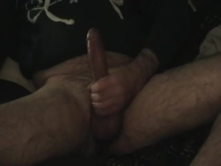 edging my oil boner