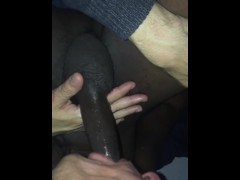 Genie Menage get trained by Rob and Cuba. Part 1.