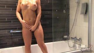 Hotwife shower before fuck session Naughtysoulmates