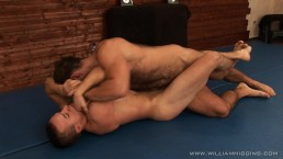 No Holds Barred Nude Wrestling Vol.12