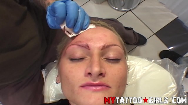 Alt binary erotic horney rob - Alira astro eyebrows tattoo