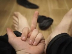 VERBAL Male Foot Domination