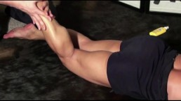 Erotic Home Massage With LDR