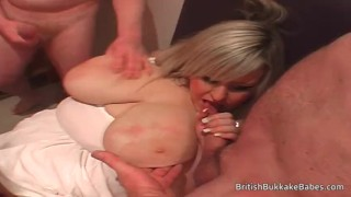 Mature Fat Orgy