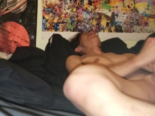 Another Close Up Jerking Off